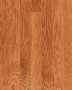 SUPERIOR HARDWOOD FLOORING NORTHERN RED OAK SOLID PREMIER 10% GLOSS-Golden-2 1/4""