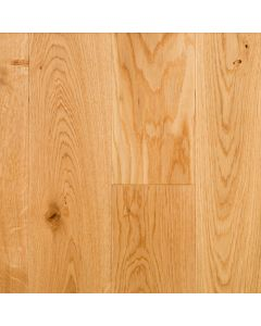VINTAGE WHITE OAK NORTHERN SOLID SAWN STRUCTURED SELECT-V PEARL FINISH