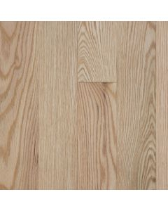 """VINTAGE RED OAK WIRE BRUSHED NORTHERN SOLID SAWN STRUCTURED CHARACTER OIL-Natural-5"""""""