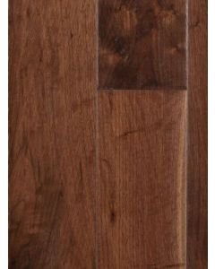 Enhanced Flooring by Superior Hardwood – Walnut Antique Hand-Scraped Engineered Low Sheen