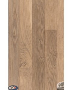 SUPERIOR WHITE OAK SOLID WIRE BRUSHED GLOSS